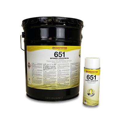 Detergent Lubricating Oil