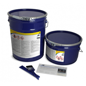 chemical resistant concrete coating