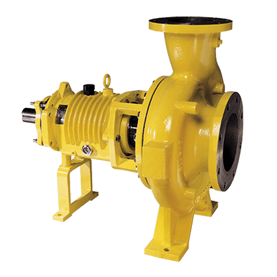 Advantages of centrifugal pump