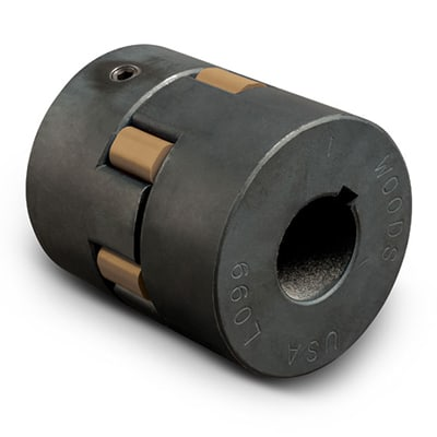 L-jaw couplings