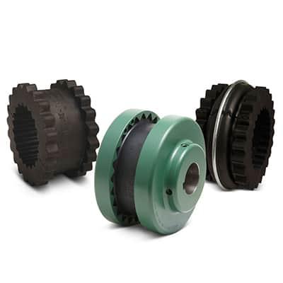 Types of pump couplings