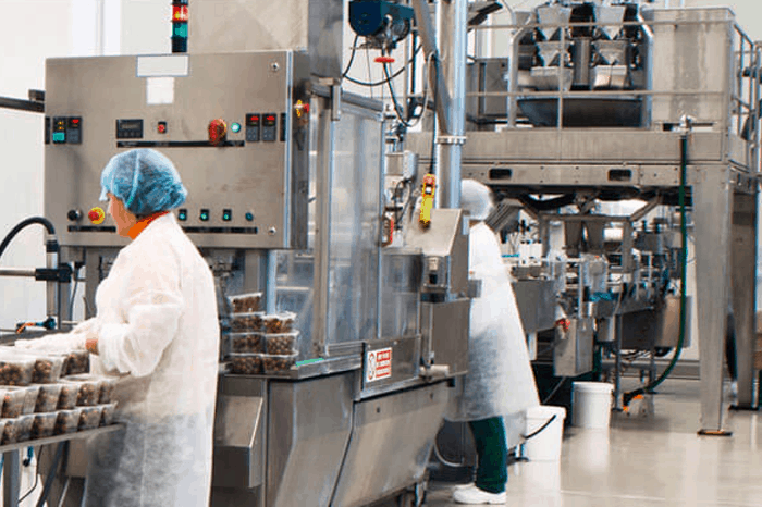 Chesterton Release a New Brochure For The Food, Beverage and Pharmaceutical  Industry