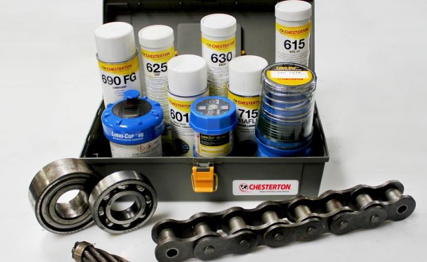 industrial lubrication essentials